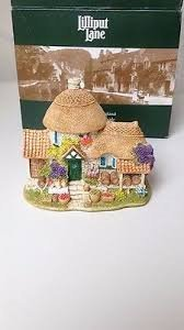 Lilliput Lane Little Scrumpy, Made In England