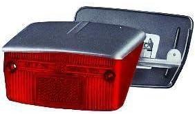 Vespa 50/Special R/ücklicht Scheinwerfer komplett grau