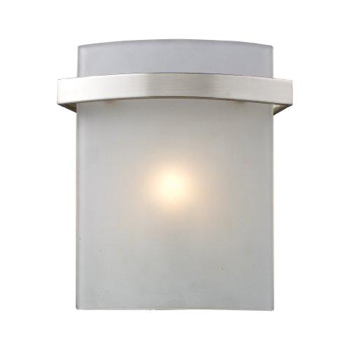 Elk 11280/1 Briston 1-Light Vanity In Satin Nickel ()