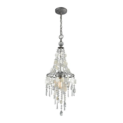 ELK Lighting 15937/1 Chandelier One Size Gray