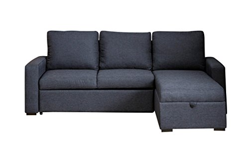 Abbyson Kendall Chaise Sofa Sectional