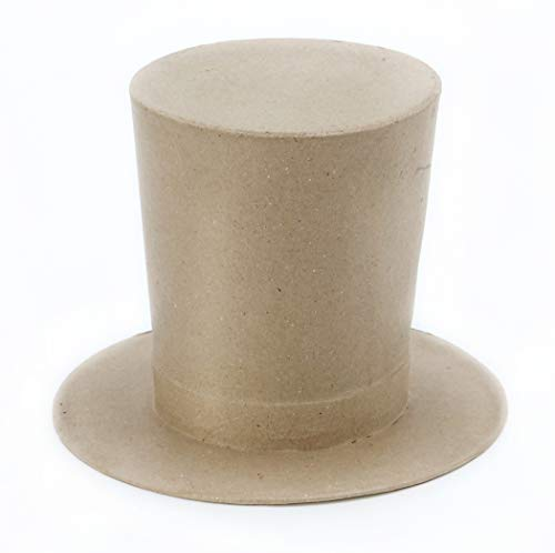 Carolers' Hat - 7-1/4 x 5-1/4 inches