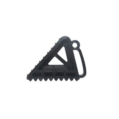 安全興業 タイヤストッパー 黒 HN-B ×10 B011KNC19S 13900