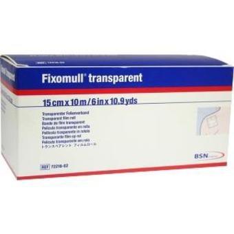 Fixomull Transparent Film Tape 6
