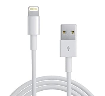 Cargador USB general YUNDA de 3 pies (1 metro) para iPhone 6s Plus / 6s / 6 Plus / 6 / 5s / 5c / 5 / iPad Pro / iPad Air / Air 2 / iPad Mini