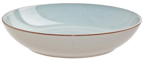 Denby Heritage Pasta Bowl, Terrace Grey, Set of 4