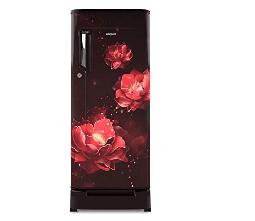 Whirlpool 200 L 3 Star Direct Cool Single Door Refrigerator (215 IMPC ROY  3S, Wine Abbys): Amazon.in: Home & Kitchen