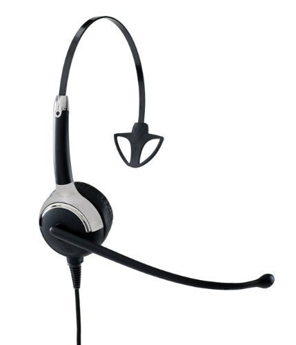 VXi 203055 UC ProSet 21 V DC Over-the-Head Binaural Headset with DC N/C Microphone [並行輸入品] B06WLGPZGX