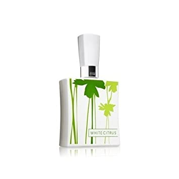Bath Body Works White Citrus Eau De Toilette Spray 2.5 Oz Perfume