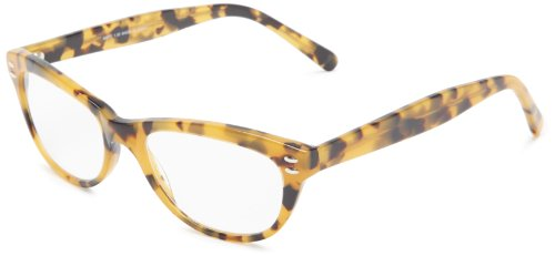 - A.J. Morgan Women's Candidate cat-Eye, Antique Tortoise, 50 mm 1