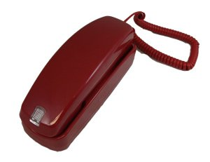 (Golden Eagle Trimstyle RED (Corded Telephones/Basic Telephones) )