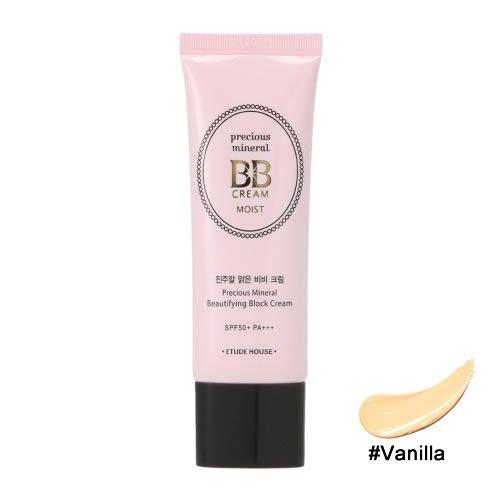 Etude House Precious Mineral BB Cream Moist (Vanilla)
