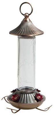 Wood Link NA35240 14 Oz. Embossed Humming Bird Feeder by Audubon/Woodlink