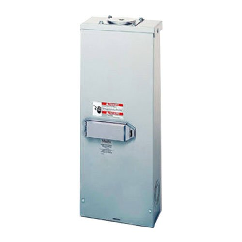 Eaton Corporation BR2100BRP Enclosed Breaker Outdoor, 100-Amp