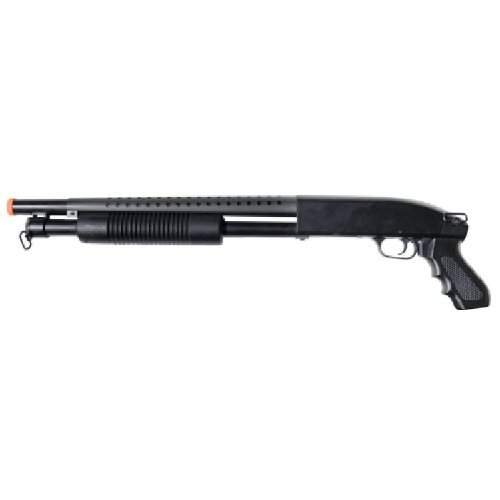Double Eagle M58B Pump Action Sawed Off Metal FPS-400 Shotgun by Double Eagle
