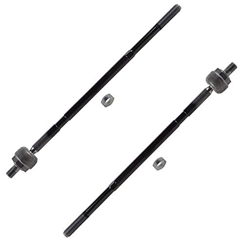 - Detroit Axle - Pair (2) Inner Tie Rod Ends Driver and Passenger Side for 1999 2000 2001 2002 VW Volkswagen Cabrio
