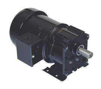 Bison Model 017-247-0019 Inverter Duty Gear Motor 1/4 hp 92 RPM 230V