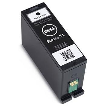 Genuine Dell Series 31 (V525W/V725W) Black Ink Cartridge