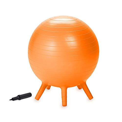 All New Yoga Fitness Ball Hexagonal Horns Thickened Explosion-proof Jumping Ball Balance Jumping Children's Toys -