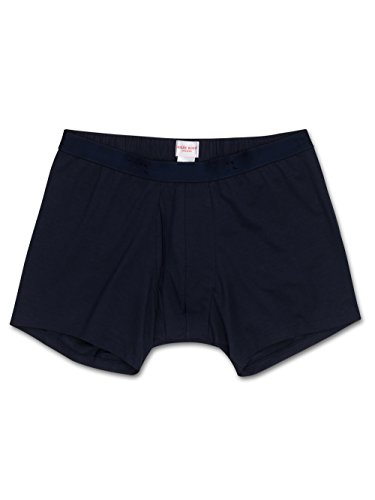 - Derek Rose Men's Pima Cotton Stretch Trunk Underwear (Navy, Large)