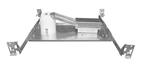 Nicor 09606-2 New Construction Galvanized LED Housing w/Triac Dimmable LED Driver (12201-LED)