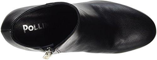 Pollini Ladies W.ankle Boot Stivaletti Nero (nero)