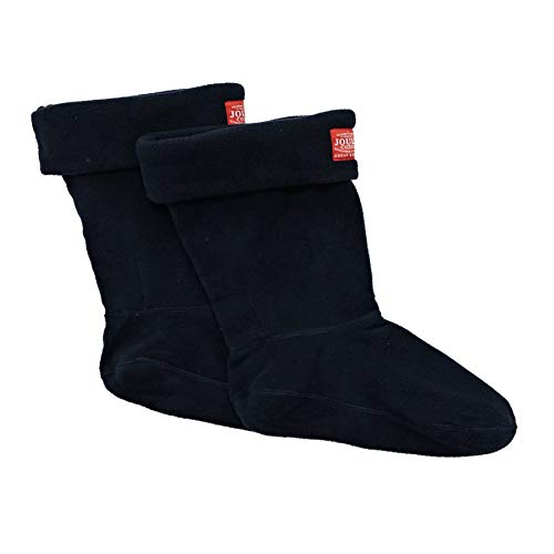 Price comparison product image Joules Molly Wellingtons Socks UK 5-6 Marine Navy