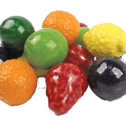 Dubble Bubble Seedlings Gumballs, 5LBS