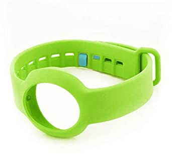 Jawbone UP MOVE - Replacement Wristband/Wrist Strap/Watchband/Bracelet For Jawbone UP MOVE - GREEN
