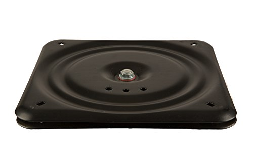 """Replacement Heavy Duty Square 10.25"""" X 10.25"""" Swivel Plat..."""