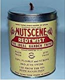 NUTSCENE K815R Tin of Twine - 500 ft - RED
