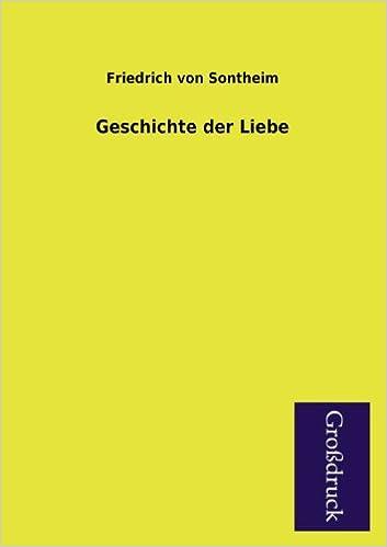 Book Geschichte der Liebe