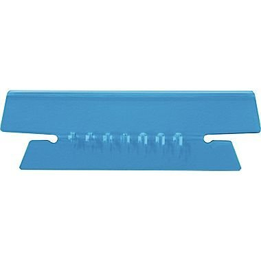 1InTheOffice Hanging Folder Tabs, And Inserts 3-1/2'', 100/Pack (3 1/2'')