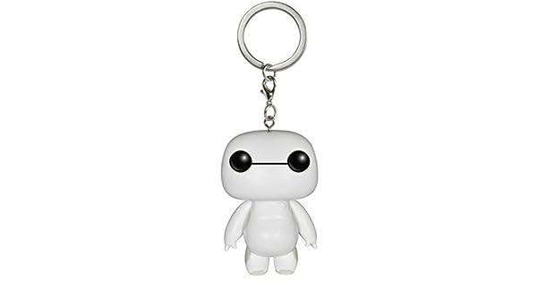 Amazon.com: Llavero Funko Pocket POP: Disney Nursebot ...
