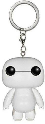 Funko Pocket Pop Keychain: Disney Nursebot Baymax Action Figure from Funko