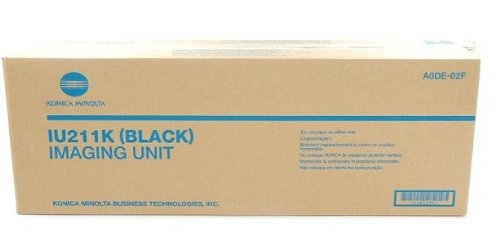 Konica Minolta Laser Imaging Drum - Black A0DE02F ()