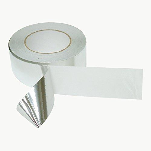 (JVCC AF20 Aluminum Foil Tape (2 mil Linered): 2 in. x 50 yds. (Silver))