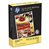 (3 Pack Value Bundle) HEW207010 All-In-One Printing Paper, 97 Brightness, 22lb, 8-1/2 x 11, White, 500 Sht/Ream