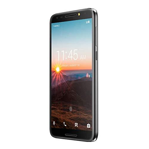 Alcatel Revvl 5049W 32GB Android Nougat 7 0 Fingerprint Secured Smartphone  T-Mobile