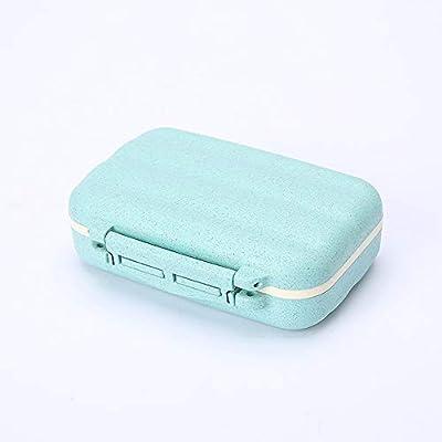 Caja de pastillas Caja para pastillas Tres compartimentos ...