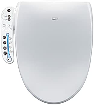 BioBidet Aura A7 Heated Elongated Bidet Toilet Seat