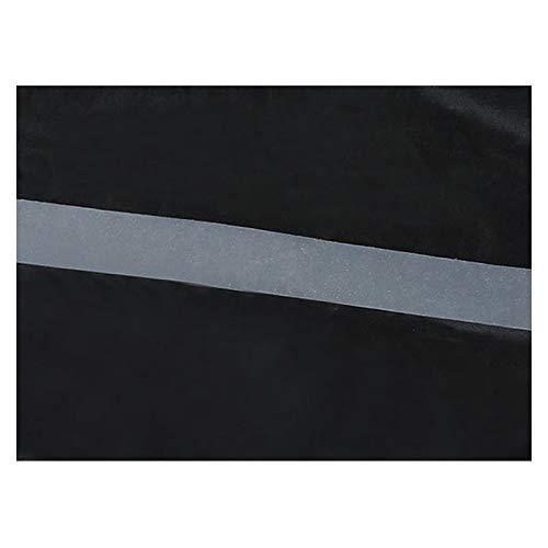 Dimensioni colore Marina Tuta Scuro Pioggia Impermeabile nero blu Caldo Nero Jxjjd Antivento Xxxl Doppio Portatile Strato rosso 6qBxA17