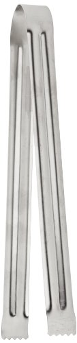 "Benchmark 67001 Stainless Steel Hotdog Tong, 9"" Length x 6"" Width"