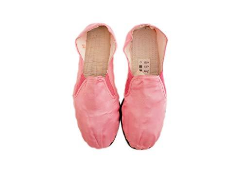 Velvet Shoe Pink Kung Kung Shoe Fu Fu Velvet vpTxwSqav