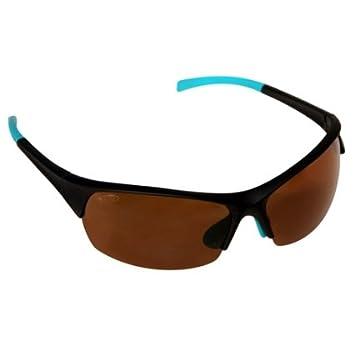 FTD–Drennan Lunettes de soleil polarisées (Aqua Sight) Livré avec cordon en nylon Housse en EVA et 10crochets FTD à ctxDpNwV