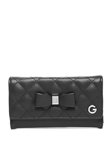 G by GUESS Women's Amanda Quilted Slim Wallet