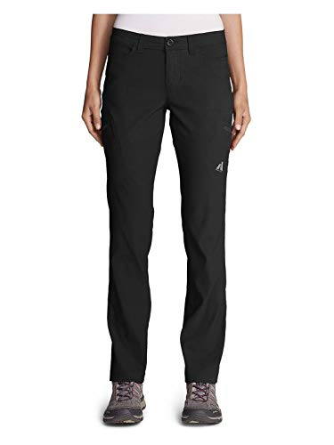 Eddie Bauer Women's Guide Pro Pants, Black Regular 8 ()