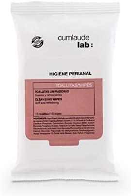 CUMLAUDE Lab – Toallitas Limpiadoras para la