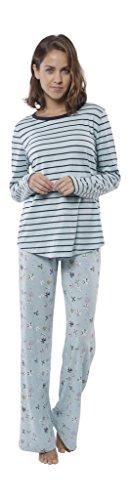 Jijamas Incredibly Soft Women's Pajama Set