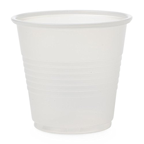 Medline NON030035 Disposable Plastic Drinking